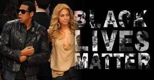 Beyoncé na campanha em defesa dos afrodescendentes