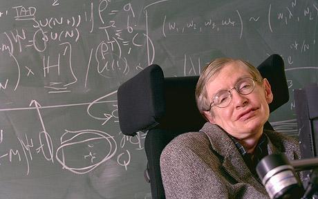 Stephen Hawking busca novo assistente