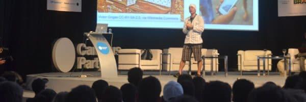 Wikipedia apresenta novos projeto na Campus Party Brasil 2012