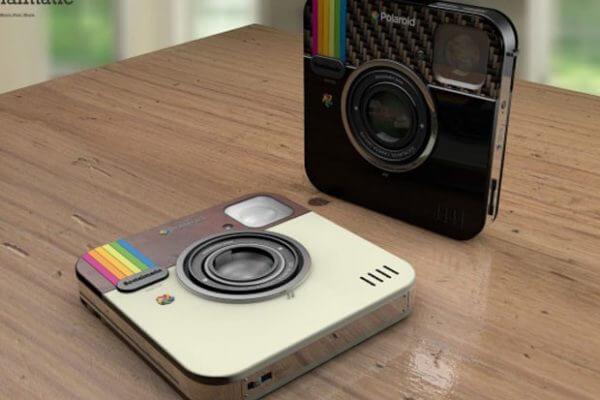 Câmera Polaroid do Instagram será lançada no 1º trimestre de 2014