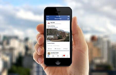 Facebook cria novas opções de vídeo para concorrer com YouTube