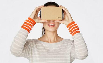 Realidade virtual mais próxima do Matrix