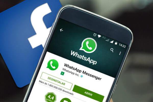 Facebook começa a coletar dados de usuários do WhatsApp
