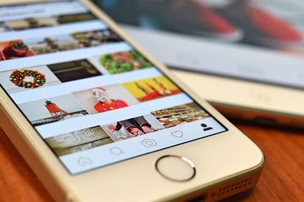 Nova função de postagens no Instagram