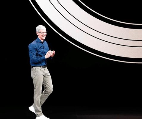 Apple deve anunciar serviço de transmissão de vídeo e conteúdo de TV no fim do mês