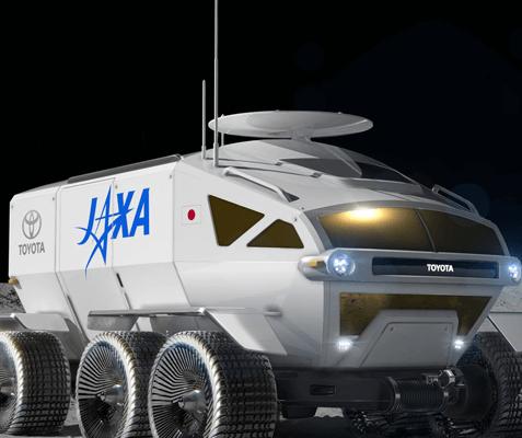 Toyota e agência espacial japonesa vão desenvolver veículo para rodar na Lua
