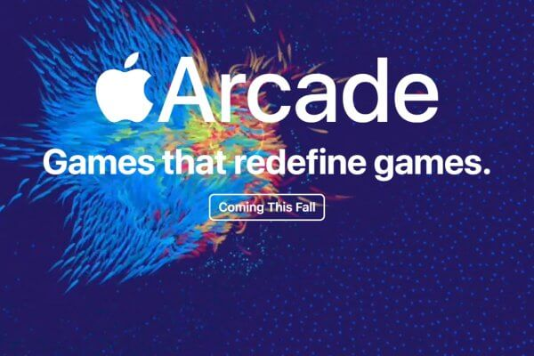 Novo Apple Arcade da Apple, já está em teste