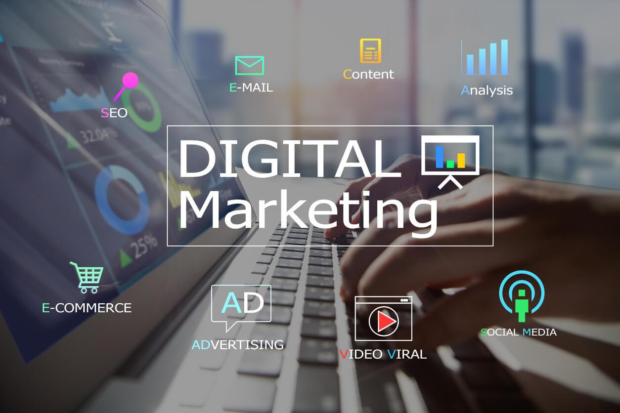 O que estudar para trabalhar com marketing digital